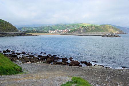 seacoast: Costa Vasca near Zumaia 01