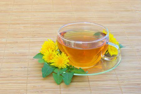dandelion: tea dandelion 05