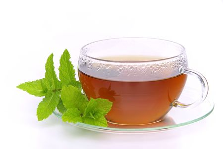 tea Peppermint  photo