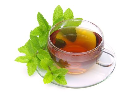 tea Peppermint 05 photo