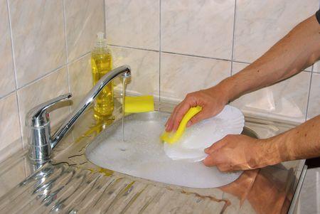 wash the dishes 01 photo