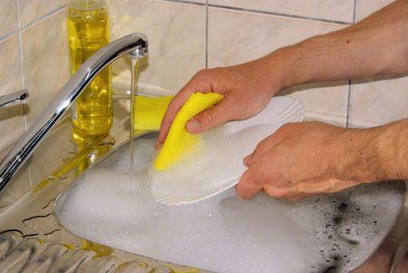wash the dishes 04 photo