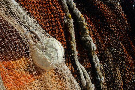 fishing net 08 Stock Photo - 5208892