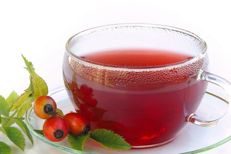 hip tea Stock Photo - 11302891