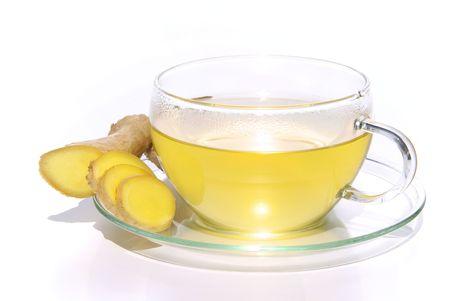 ginger health: tea ginger