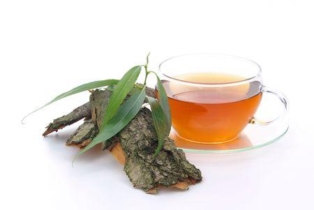tea willow Reklamní fotografie