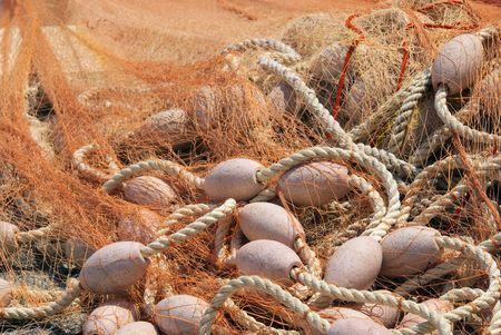 fishing net Stock Photo - 5271858