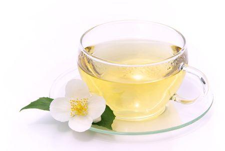 Jasmine tea photo