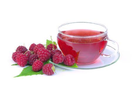 raspberry tea 03 photo