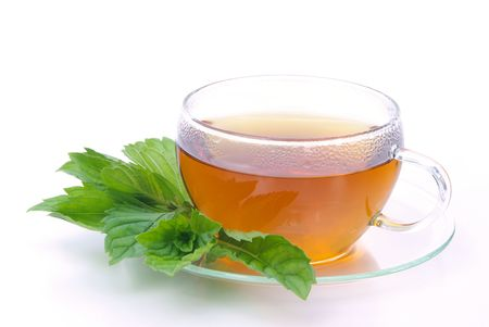 tea Peppermint 07 Stock Photo - 5328643