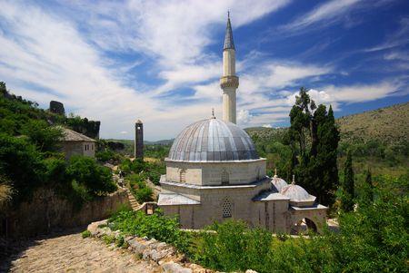 Pocitelj mosque photo