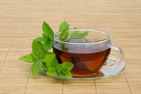 tea Peppermint Stock Photo - 5553140