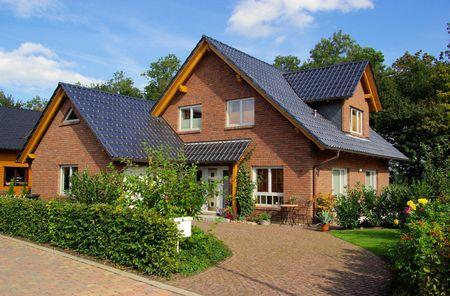 Haus 11 Standard-Bild - 5804663