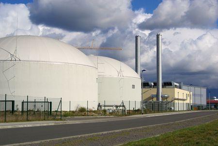anaerobic: biogas plant 42