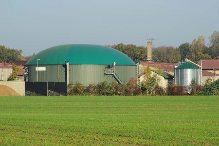 biogas plant photo