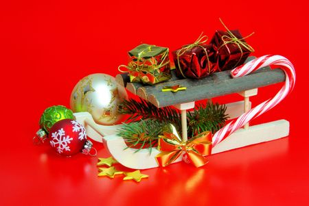 christmas gifts Stock Photo - 11290058