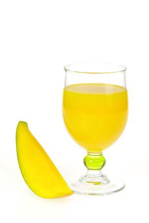 juice mango 02 Stock Photo - 6114029