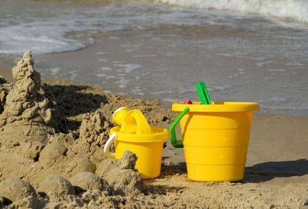 beach toy 01 photo