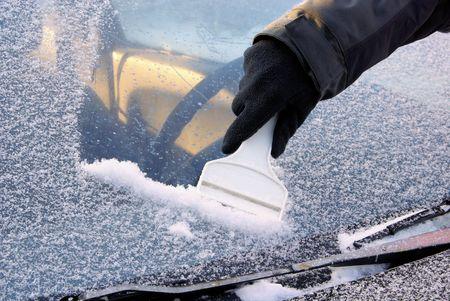 raschiatura di ghiaccio