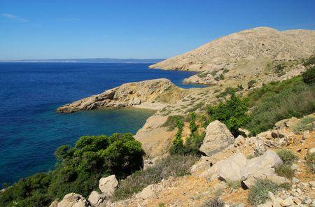 Stara Baska beach 04