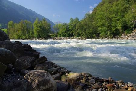 the rapids: Inn rapids