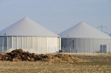 anaerobic: biogas plant 58