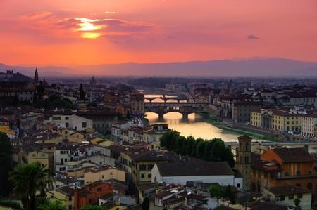 Florence bridge photo