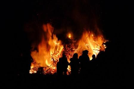 flamme: Hexenfeuer - Walpurgis Night bonfire 58