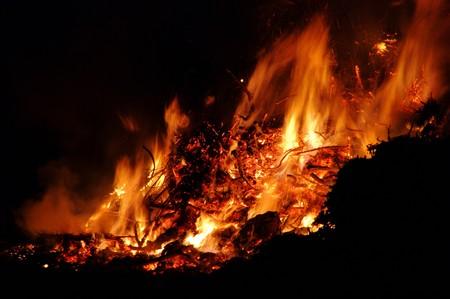 flamme: Hexenfeuer - Walpurgis Night bonfire 70