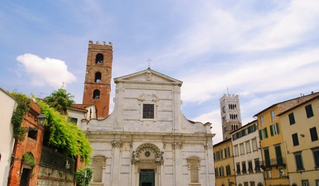 lucca: Lucca church 0
