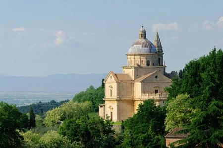 Montepulciano church 01 photo