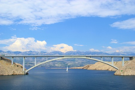 Pag bridge 08 photo