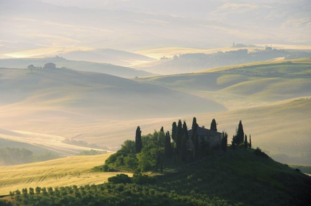 Tuscany hills 03 photo