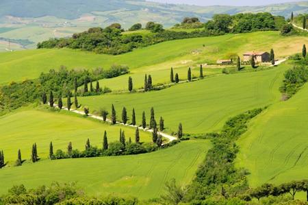 siena italy: tuscany