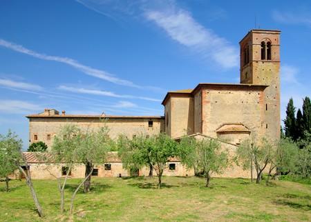 anna: Camprena Sant Anna  Stock Photo