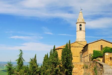 Pienza cathedral 07 photo