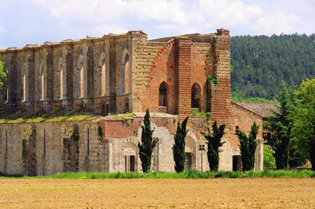 San Galgano 01 Stock Photo - 7642117