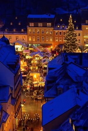 Erz: Annaberg-Buchholz christmas market