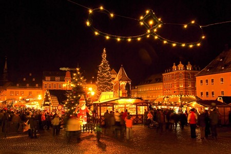 christmas market:  Annaberg-Buchholz christmas market 04