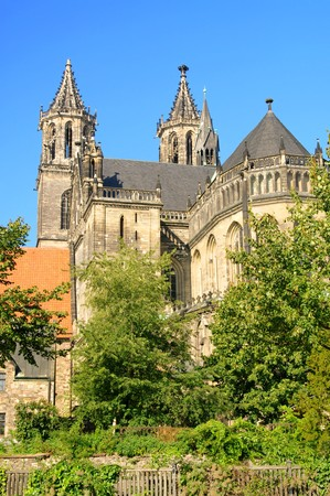 Magdeburg cathedral 01 photo