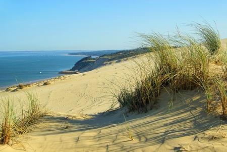 duna: Dune du Pyla 12 Foto de archivo