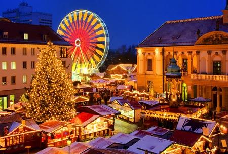 Magdeburg christmas market 03 Stock Photo - 8464171