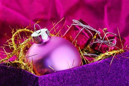 christmas ball photo