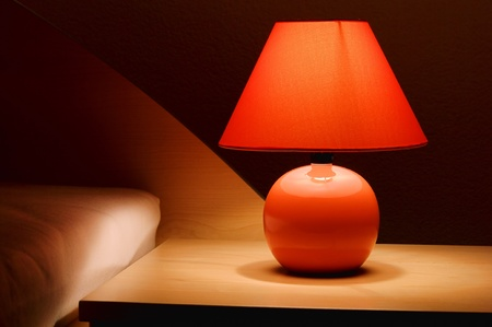bedside lamp 01 photo