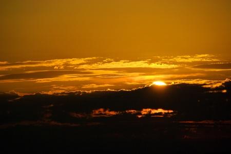 krk:  Krk sunset