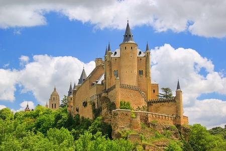 segovia: Segovia Alcazar