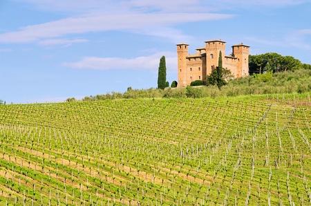 Castello delle quatro torra  Stock Photo - 9122018