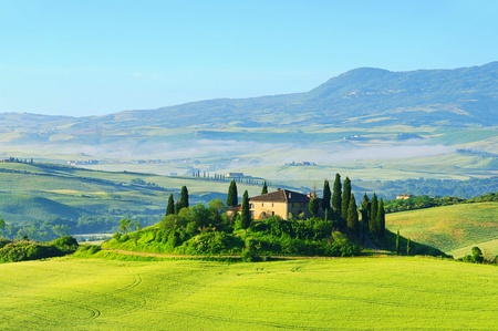 Podere Stock Photo - 9121609