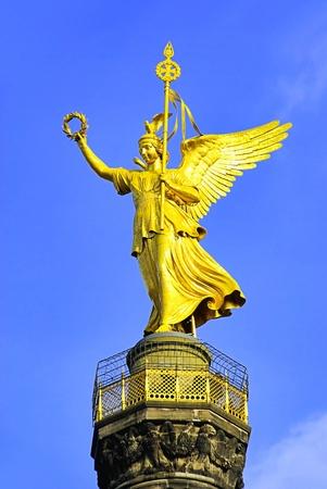 Berlin Victory Column 01 photo