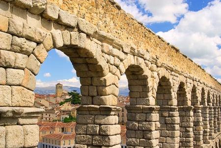 segovia: Segovia Aqueduct 08
